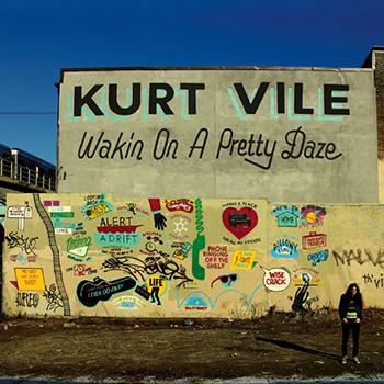 Kurt Vile - Wakin On A Pretty Daze Artwork
