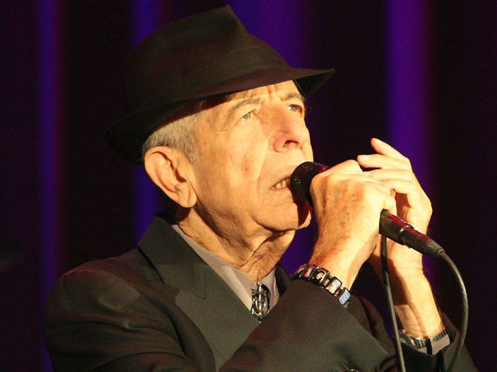 And beautiful leonard cohen anal sex