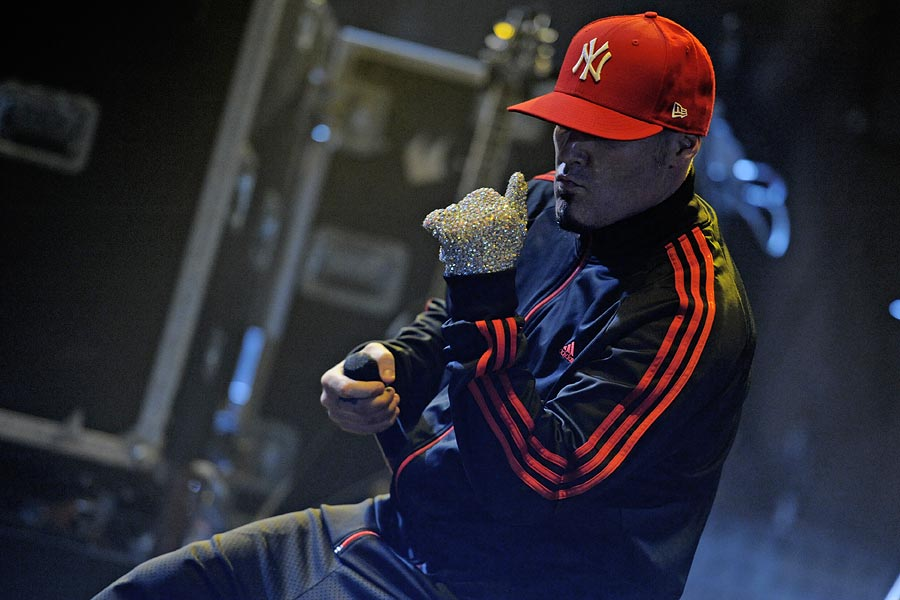 Limp Bizkit – Fred Durst und Co. in alter Frische. – Redcap.