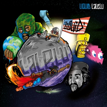 Liquid - La Le Lu Artwork