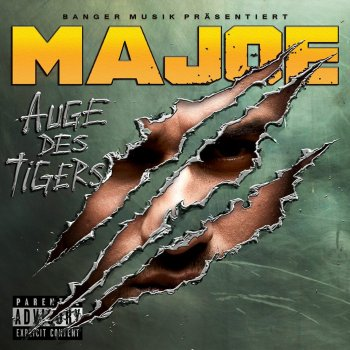 Majoe - Auge Des Tigers Artwork