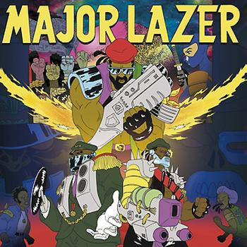 Major Lazer -  Artwork