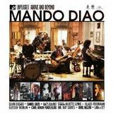Mando Diao - MTV Unplugged - Above And Beyond Artwork