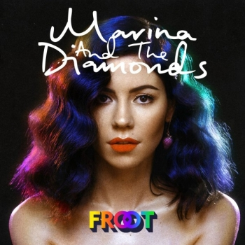Marina And The Diamonds - Froot Artwork