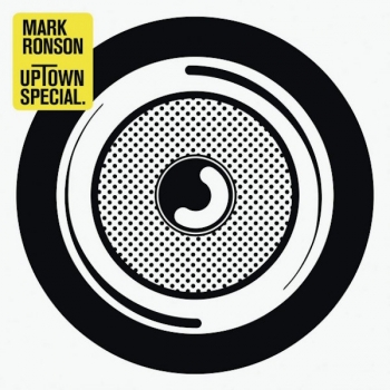Mark Ronson - Uptown Special Artwork