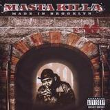 Masta Killa - Made In Brooklyn Artwork