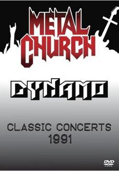 Metal Church - Dynamo Classic Concerts 1991