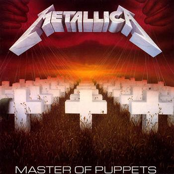Metallica - Master of Puppets Artwork