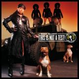 Missy Elliott - This Is Not A Test Artwork