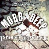 Mobb Deep - Infamous Allegiance Part 1 Artwork