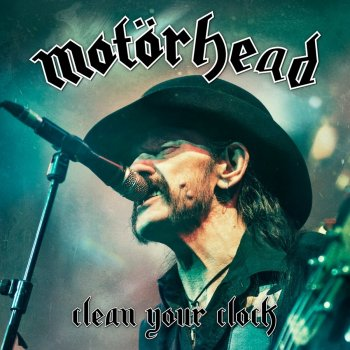 Motörhead - Clean Your Clock Artwork