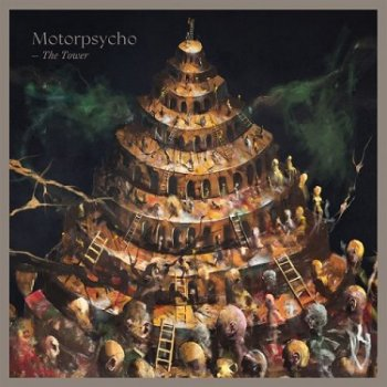 Motorpsycho - The Tower Artwork