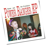 Mozes And The Firstborn - Power Ranger EP