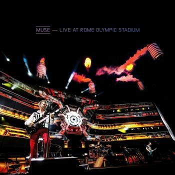 Muse - Live At Rome Olympic Stadium Artwork