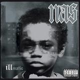 Nas - 10 Year Anniversary Illmatic Platinum Series Artwork