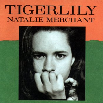 Natalie Merchant - Tigerlily Artwork