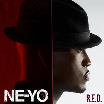 Ne-Yo - R.E.D. Artwork