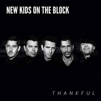 New Kids On The Block - Thankful Artwork