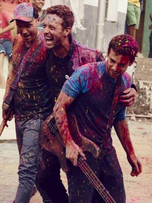 Coldplay: Ein Song für Houston