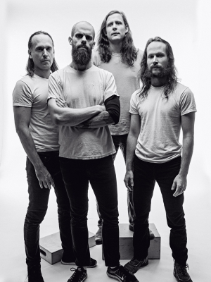 Vorchecking: Baroness, Cage The Elephant