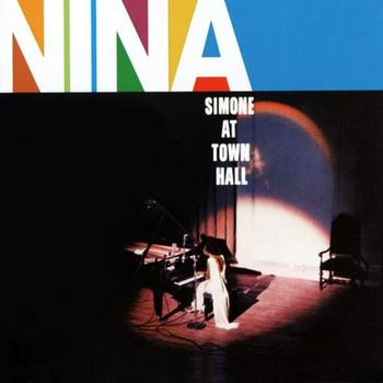 Nina Simone - Nina Simone At Town Hall Artwork