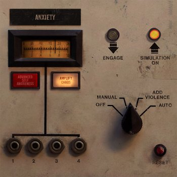 Nine Inch Nails - Add Violence Artwork