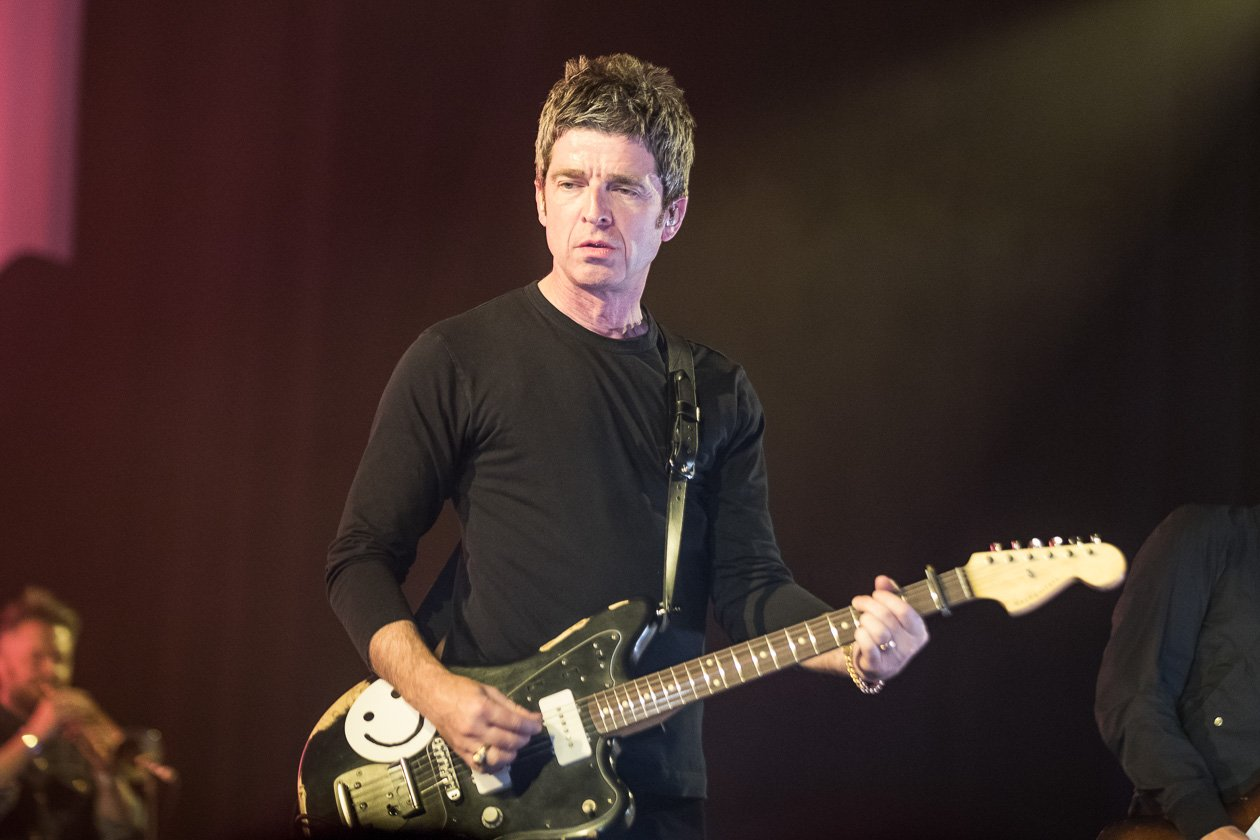 Noel Gallagher's High Flying Birds – Noel und Band live. – Noel.