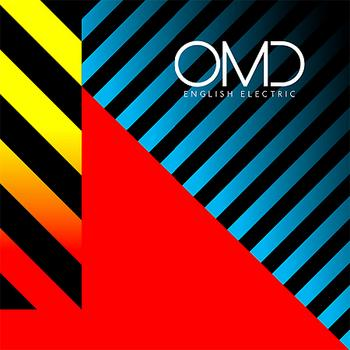 OMD - English Electric Artwork