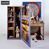 Oasis - Stop The Clocks Artwork