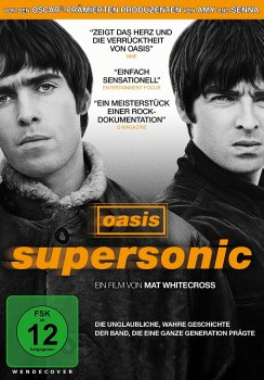 Oasis - Supersonic Artwork