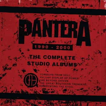 Pantera - The Complete Studio Albums