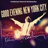 Paul McCartney - Good Evening New York City Artwork
