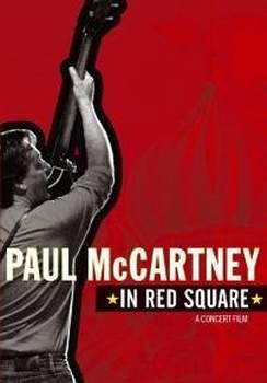 Paul McCartney - In Red Square Artwork
