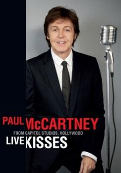 Paul McCartney - Live Kisses Artwork