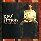 Paul Simon - You're The One Artwork