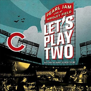 Pearl Jam - Let's Play Two Artwork