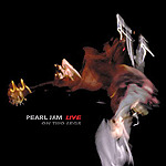 Pearl Jam - Live On Two Legs Artwork