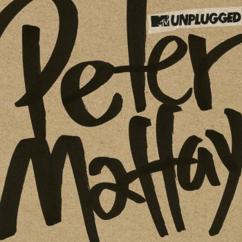 Peter Maffay - MTV Unplugged Artwork