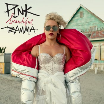Pink - Beautiful Trauma Artwork