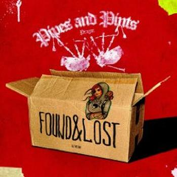 Pipes & Pints - Lost & Found Artwork