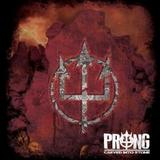 Prong - Carved Into Stone Artwork