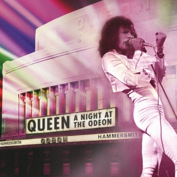 Queen - A Night At The Odeon Artwork