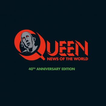 Queen - News Of The World (40th Anniversary) Artwork