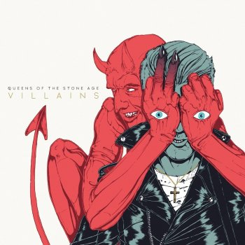 Queens Of The Stone Age - Villains Artwork