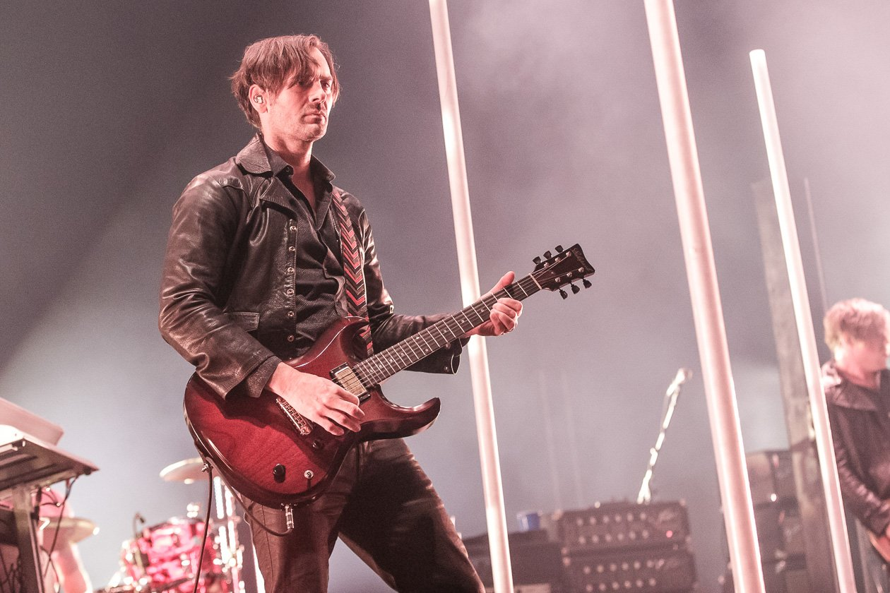 Queens Of The Stone Age – Josh Homme und Gang in Deutschland. – Dean Fertita.