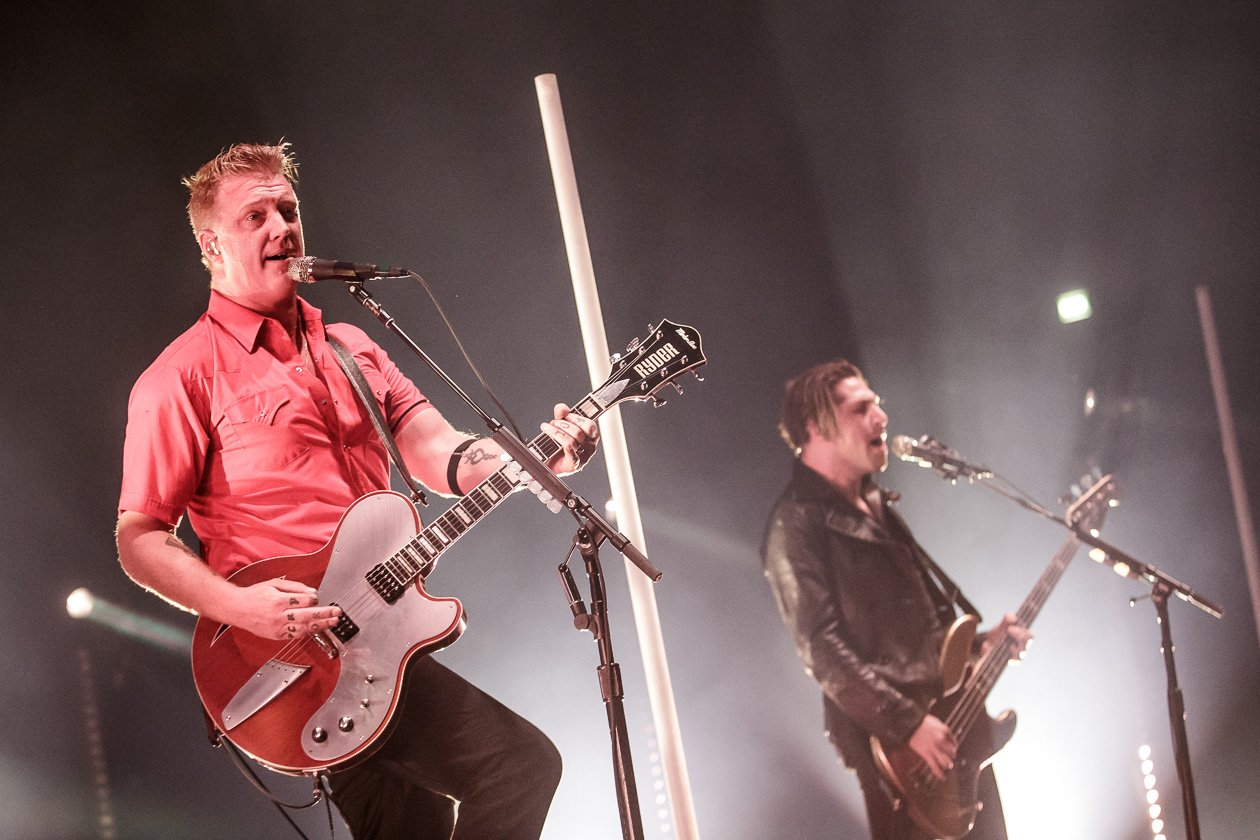 Queens Of The Stone Age – Josh Homme und Gang in Deutschland. – QOTSA.