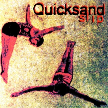 Quicksand - Slip Artwork