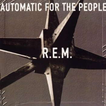 R.E.M. - Automatic For The People Artwork