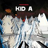 Radiohead - Kid A Artwork