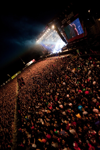 RATM als Headliner bei Rock Am Ring 2010 – Rage Against The Machine.